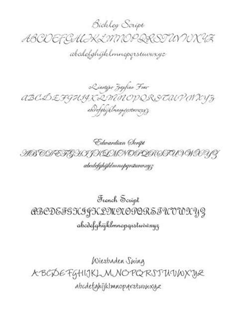 Shermilla's blog: wedding invitation font These are often