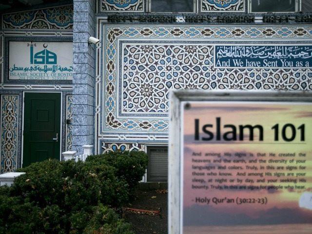 Islamic Center YOON S. BYUN/Boston Globe