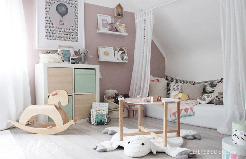 Neue Kinderzimmerdeko - jetzt auch in der Kuschel ...