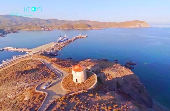 Τα νησιά του βορείου Αιγαίου από ψηλά - το μεγαλύτερο πρότζεκτ στην Ελλάδα με λήψεις drone