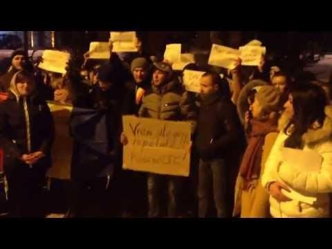 VIDEO Protest anti-Dodon la Suceava. Basarabenii cer repetarea alegerilor prezidențiale
