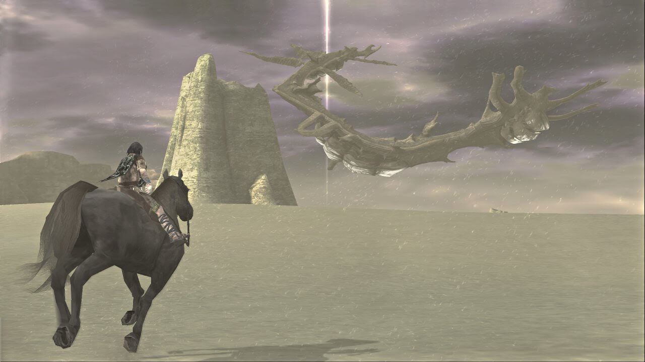 2661778 Shadow Of The Colossus Wallpaper Phalanx Trail Drifter 07