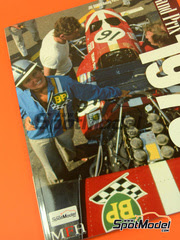 Model Factory Hiro: Libro - Joe Honda Racing Pictorial Series: Grand Prix, part 1 1970