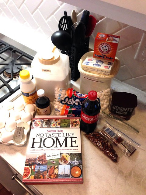 Southern Living Coca Cola Cake Recipe