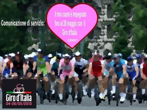 blog life,sport,ciclismo,giro d'italia 2013,