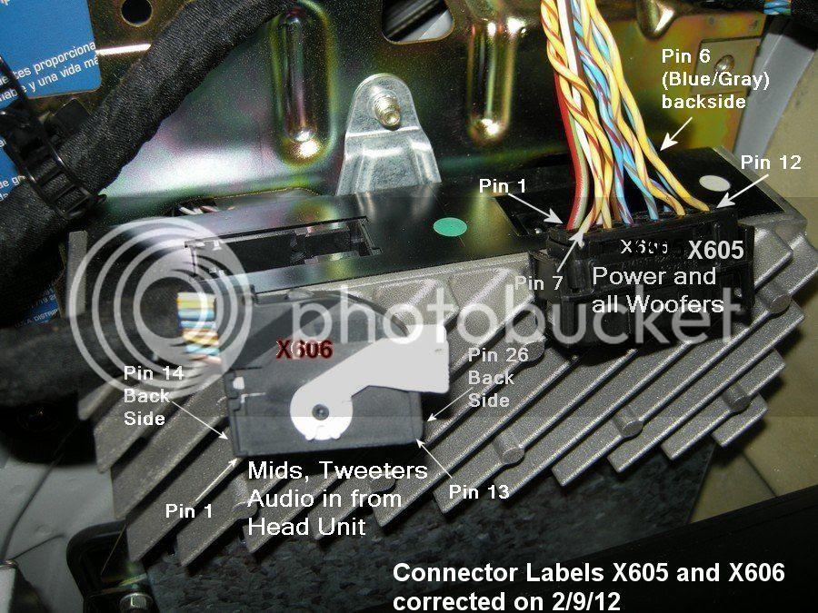 2000 528i Line Output Converter Amplifier Install Questions Bimmerfest Bmw Forum