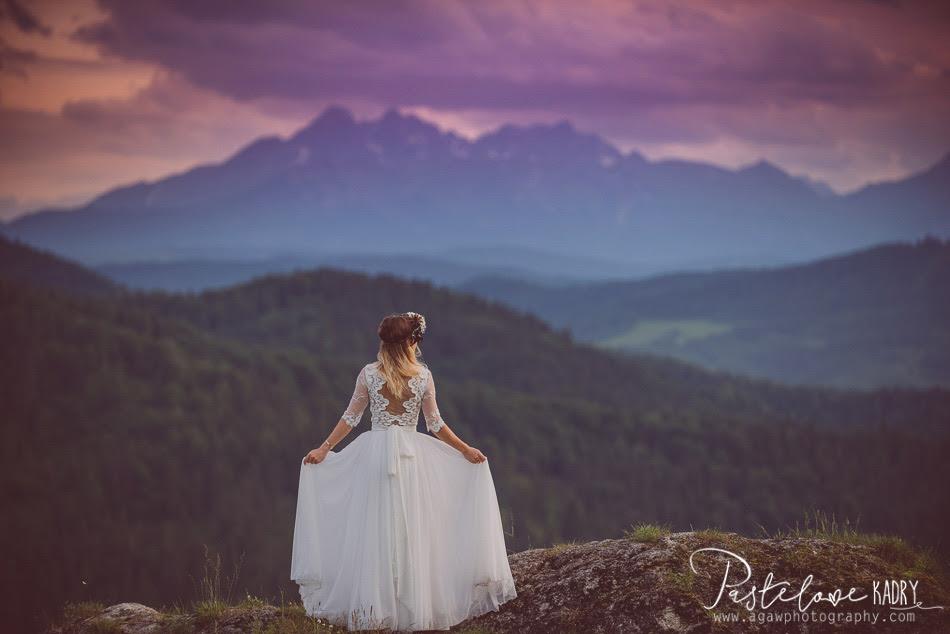 plenery ślubne w Pieninach