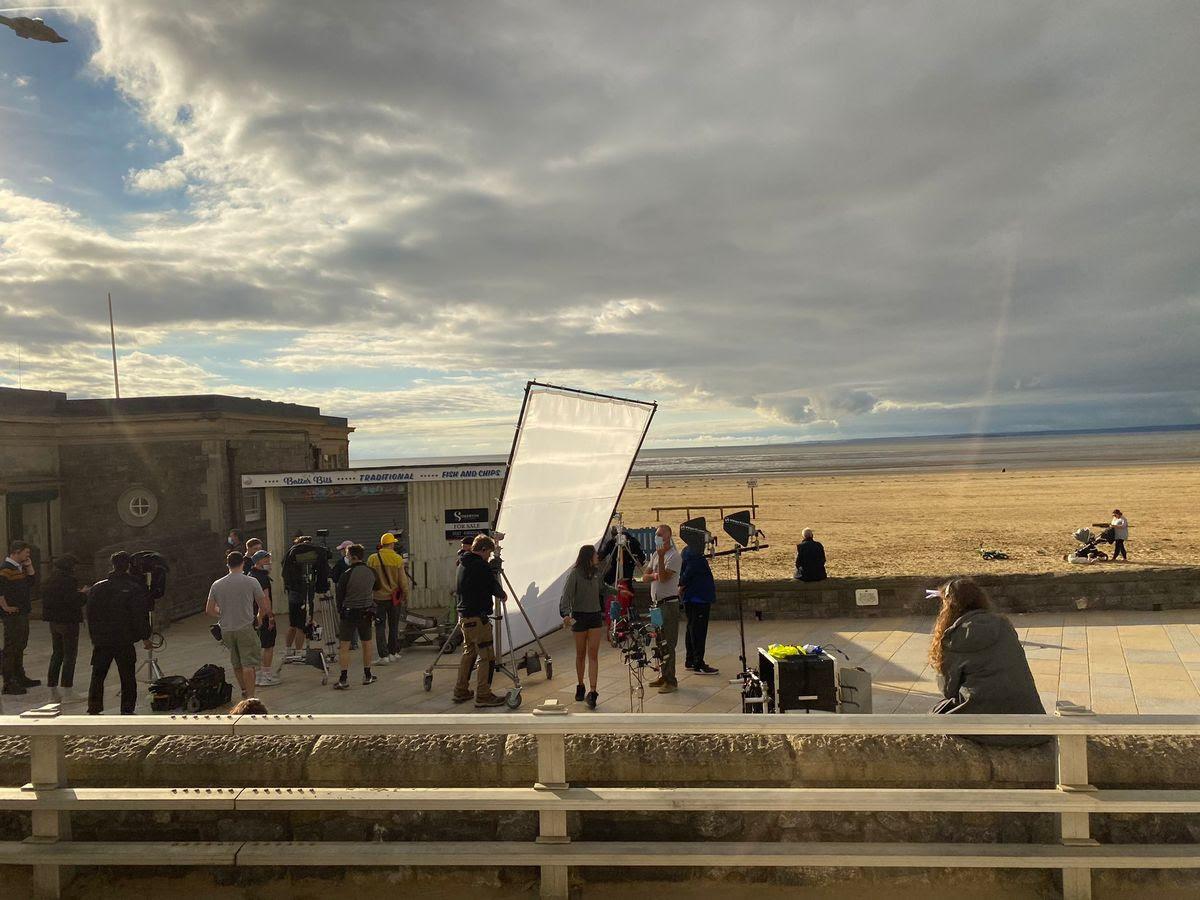 New BBC drama spotted filming in Weston-super-Mare