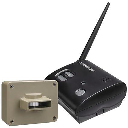 Chamberlain CWA2000 Wireless Motion Alert System (Black)