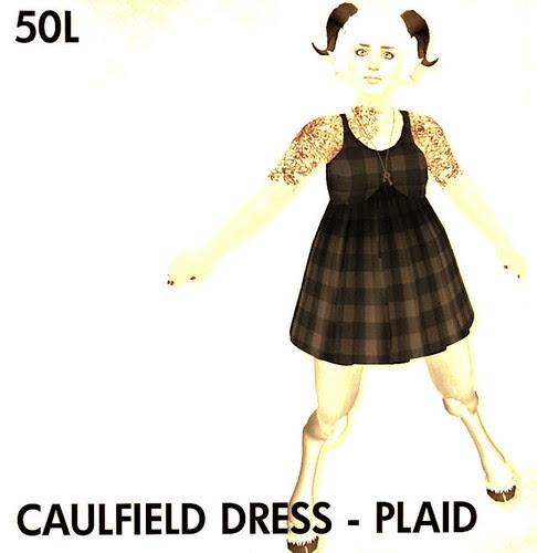 50L Friday Fawn Caulfield Dress