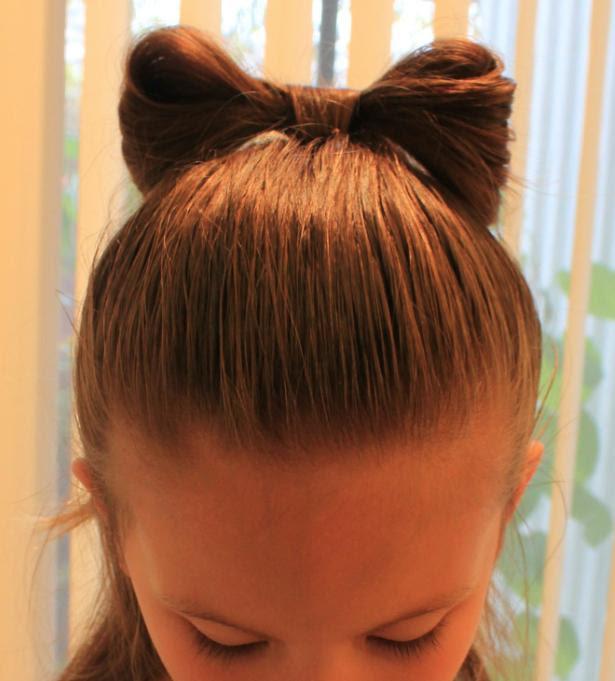 簡単可愛い女の子のヘアスタイル - かんたん かわいい まとめ髪/ギブソンタック2 Simple updo