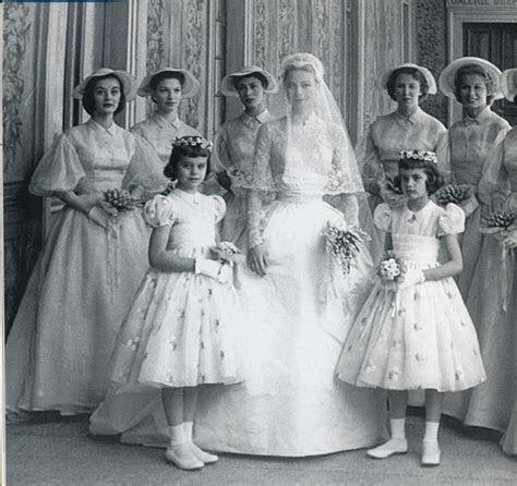 Grace Kelly & Rainier III, Prince of Monaco Wedding (1956