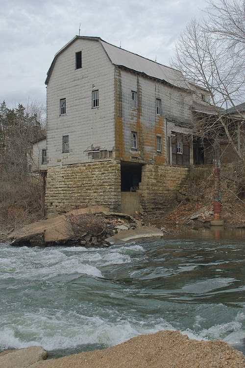 Old Mill - original