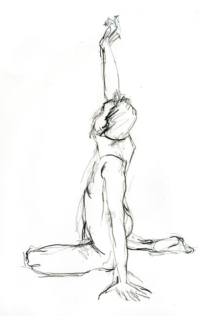five minute pose