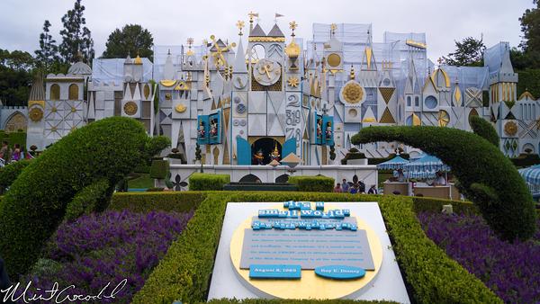 Disneyland Resort, Disneyland, it's a small world, facade, refurbishment, refurbish, refurb