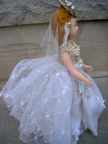 Up-Cycled Doll: Ginger! 7