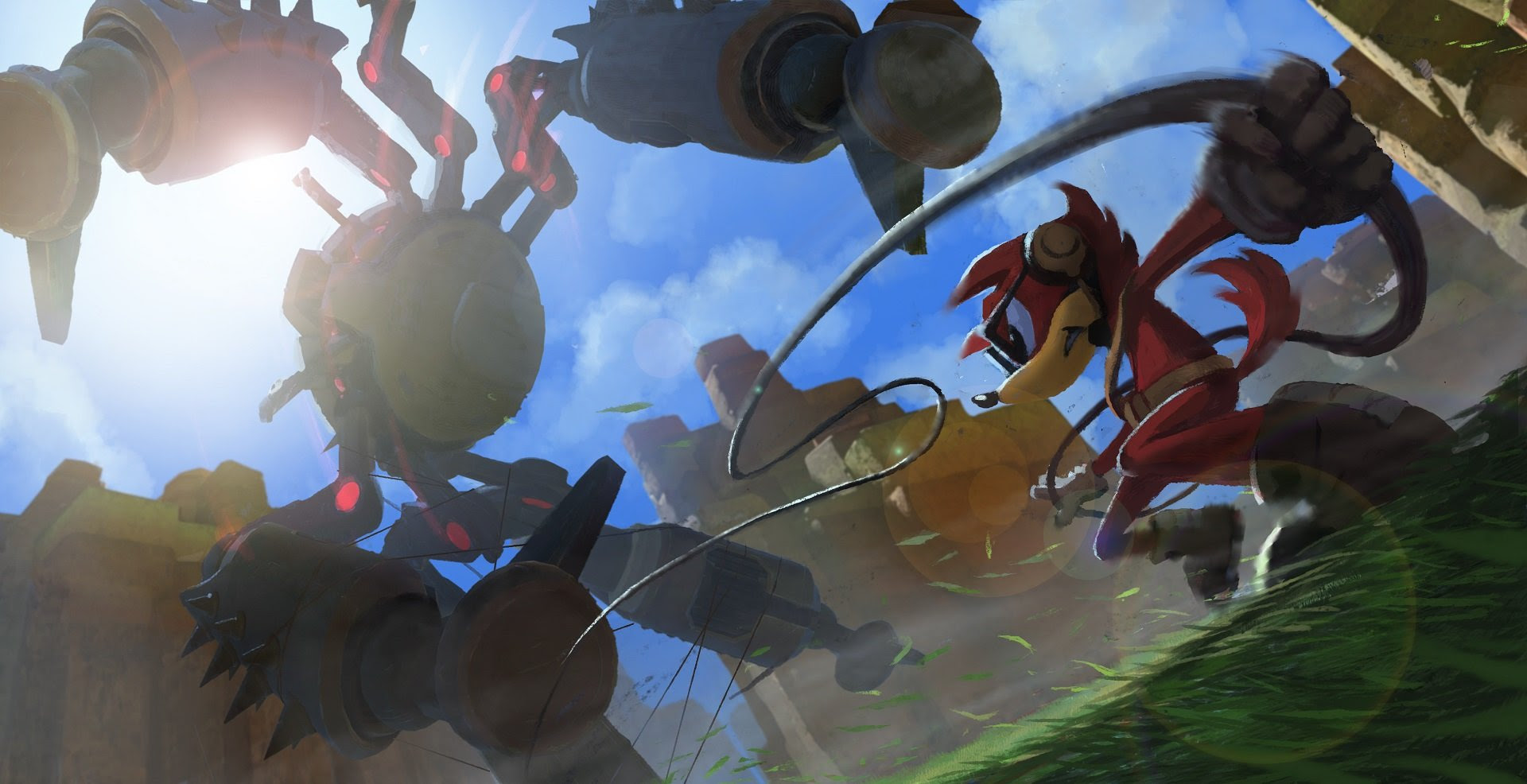 Sonic Forces will have customizable playable characters screenshot