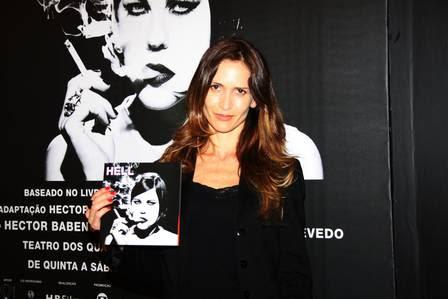 Ingra Liberato, que está no ar na reapresentação da novela