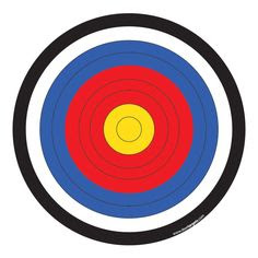 Enjoy the free printable targets below to help hone your archery ...