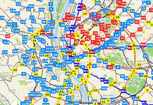 bkv térkép útvonal Bkv Térkép útvonal | Térkép