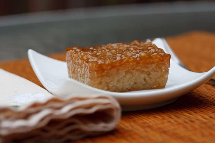 Easy Dessert Recipe - Biko