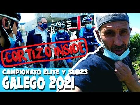 CAMPIONATO GALEGO 2021. Ciclismo Élite y Sub23 - Por Alfonso Blanco