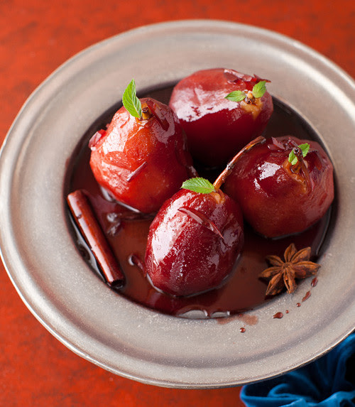 Pears Chocolate Cake 1