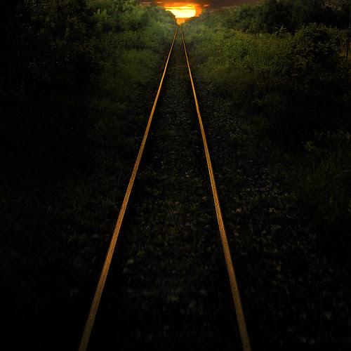 Overnight train to Laos por B℮n