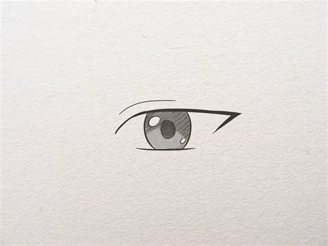 ways  draw simple anime eyes wikihow