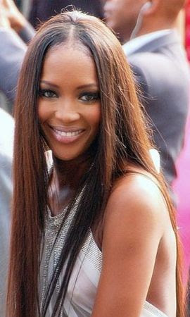 English: Naomi Campbell at the Cannes film fes...