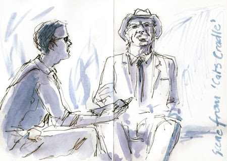 Actors at the Maltings
