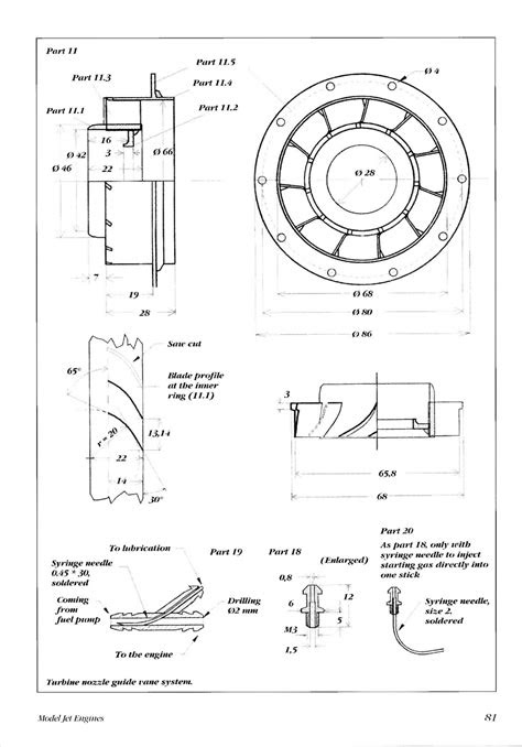HOME MADE JET ENGINE: jet engine plans