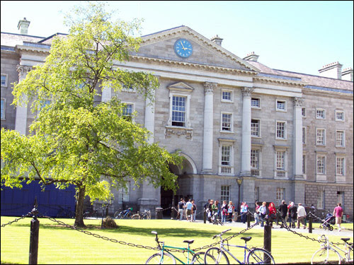 Trinity College, 2006