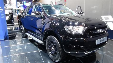 ford ranger horsepower  cars review