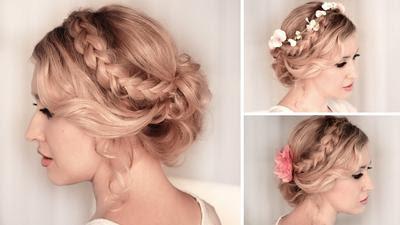 Model Rambut Pendek Untuk Acara Pesta Pernikahan - Seputar ...