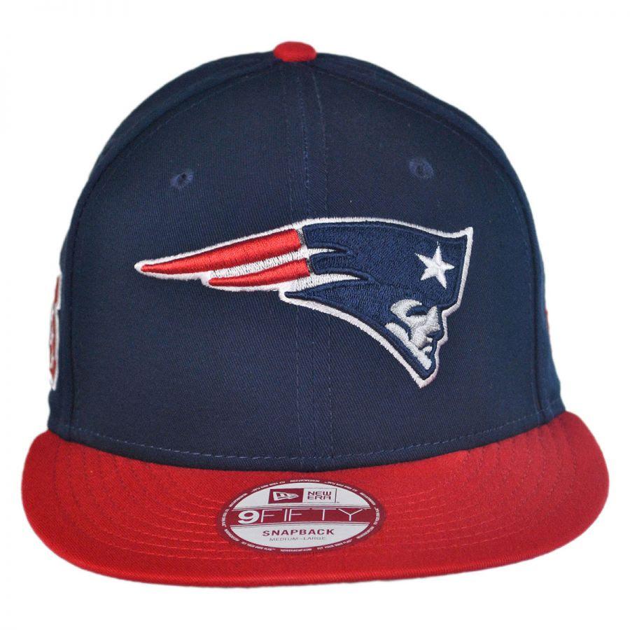 New Era New England Patriots NFL 9Fifty Snapback Baseball Cap NFL Football Caps
