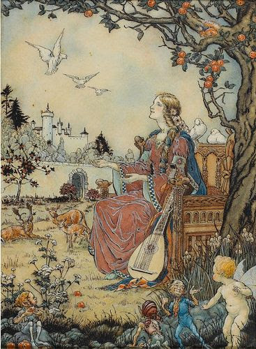 The Realm of Fairyland by H. W. Lomas