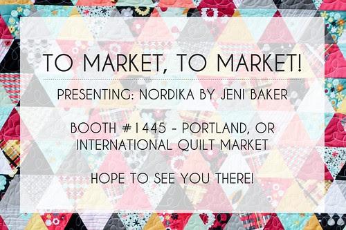 Quilt Market by Jeni Baker