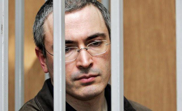 Mikhail Khodorkovsky 2003