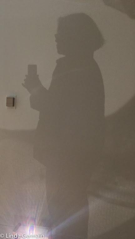 shadow for masking stencil