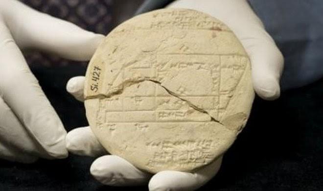 В Древнем Вавилоне изобрели «Пифагоровы тройки» на 1000 лет раньше Пифагора
