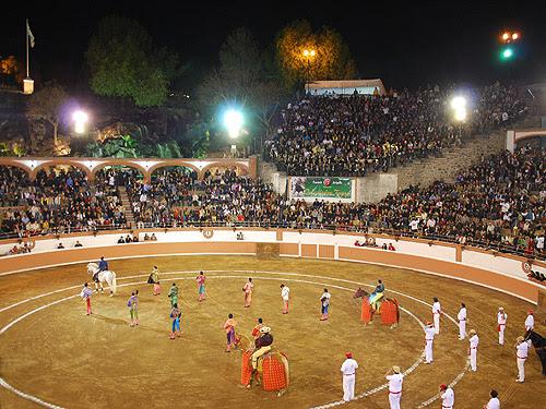 Resultado de imagen de toros en Juriquilla.