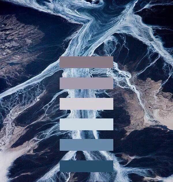 aesthetic blue marble desktop wallpaper