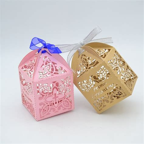 Cheap wedding favors candy elephant boxes wedding favors