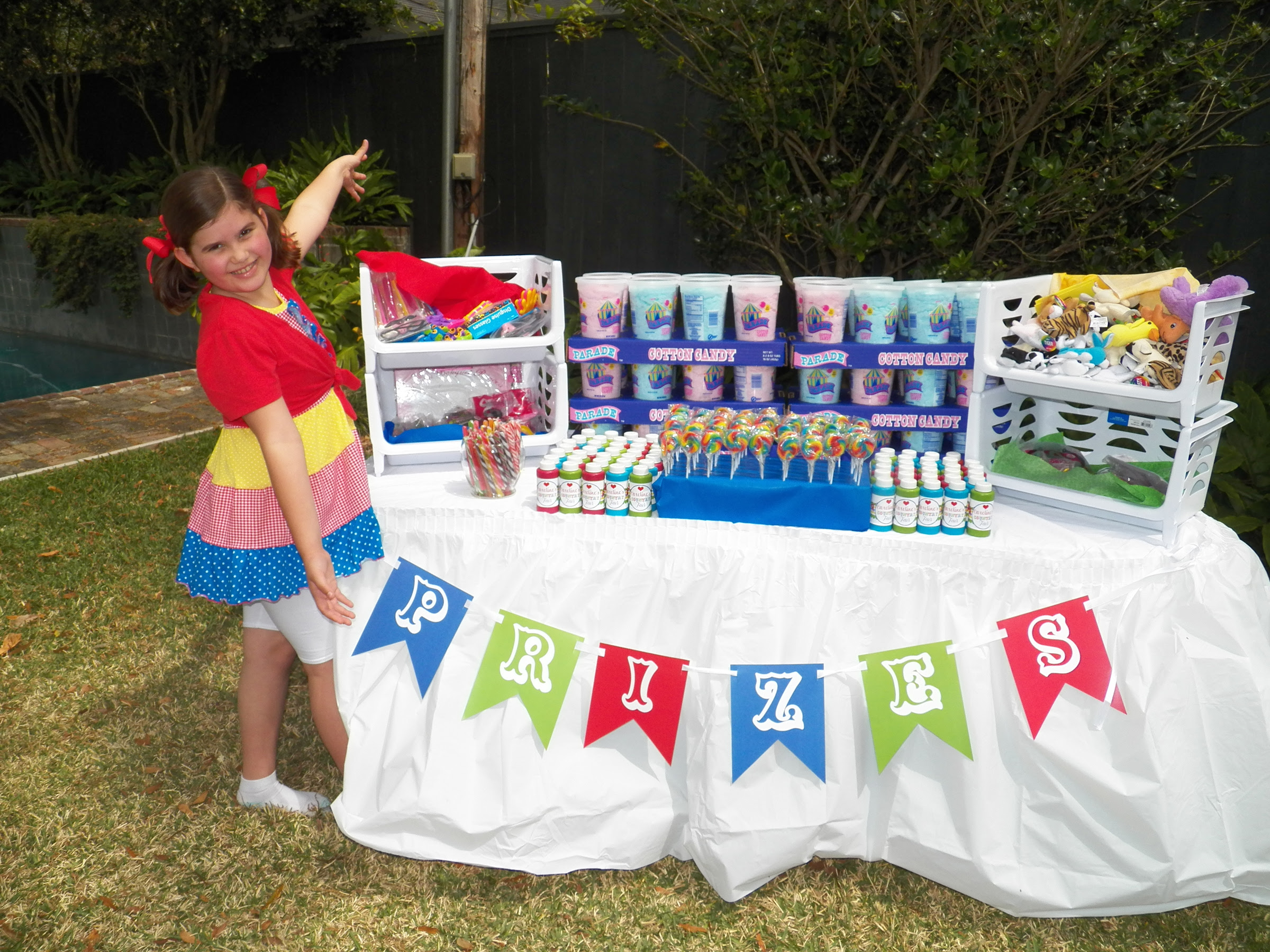 Country Fair Birthday And Carnival Party Ideas That Party Chick