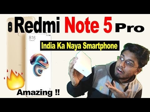 Xiaomi Redmi Note 5 Pro Launched In India