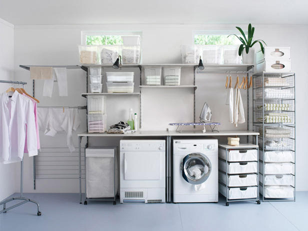 Laundry Room: Laundry Room Organization Ideas In Small Space ...