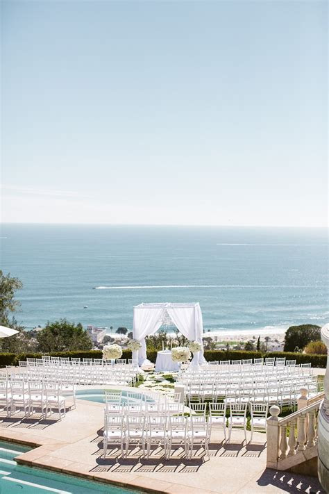 An Elegant Seaside Wedding at Oceana Estate in Laguna