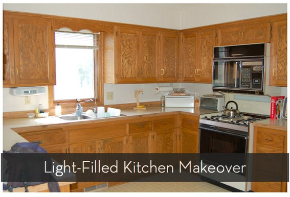 Warm and Light-Filled Kitchen Makeover » Curbly | DIY Design Community