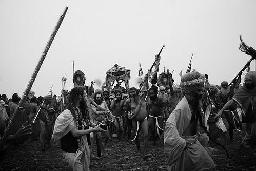 Shooting The Greatest Moment Of The Maha Kumbh - The Shahi Snan by firoze shakir photographerno1
